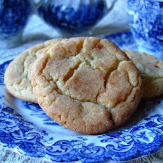 Fantastic  Crackle Top  Sugar-Cinnamon Cookies
