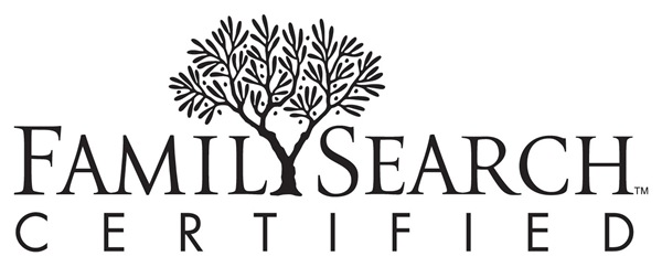FamilySearch Cetified Logo