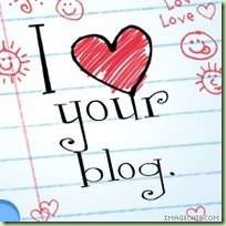I *heart* your blog award