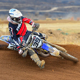 Racing  by Irwin Hackner - Sports & Fitness Motorsports ( gauteng motocross, visual photography, photography, championships, terra topia )