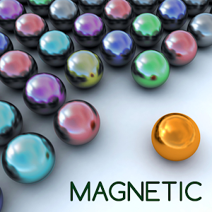 Magnetic balls bubble shoot For PC (Windows & MAC)