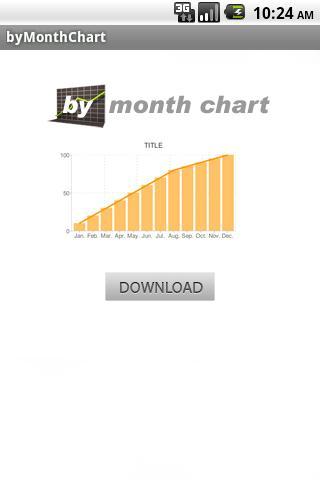 【免費工具App】byMonthChart-APP點子