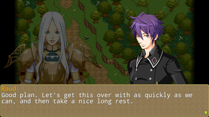 RPG Knight of the Earthends Screenshot 19