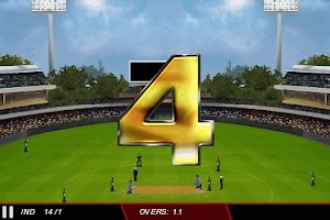 Screenshot of ICC Cricket WC 2011 Trial