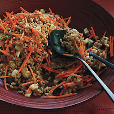 Farro with Fennel and Carrots