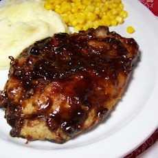 Cajun Seasoned BBQ Pork Chops