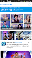 Screenshot of American Idol