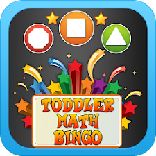 Toddler Math Bingo Free