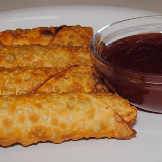 Fried Wontons (or egg rolls)