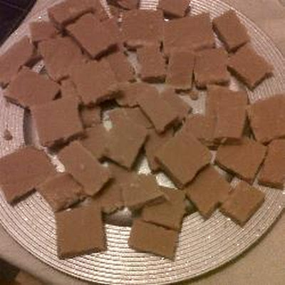 Never fails Scottish tablet