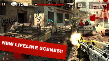 Screenshot of SWAT:End War