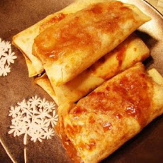 Turon (Sweet Fried Banana Spring Rolls)