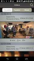 Screenshot of Daara J Family