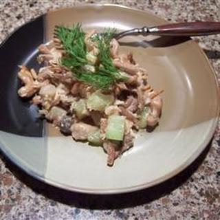 Tuna Cashew Casserole Recipes