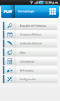 Screenshot of Dermatología