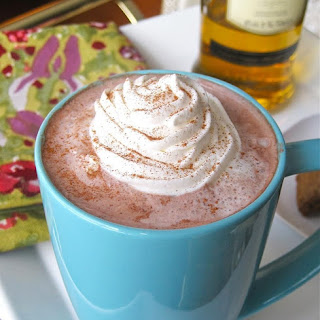 Hot Cocoa & Kilbeggan Whiskey
