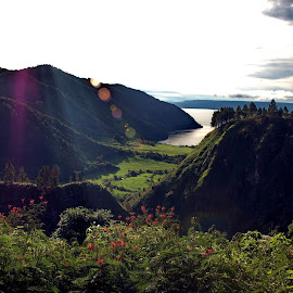 Toba View by Ogoy Yogo - Landscapes Travel ( mountain, tobasa, lake, toba lake, toba )