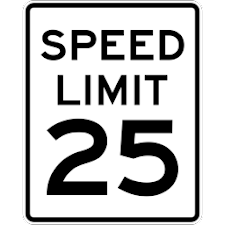 Speed Limit for ever