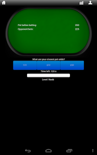 Poker Odds Trainer - screenshot