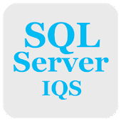 APK App SQL Server IQS for iOS