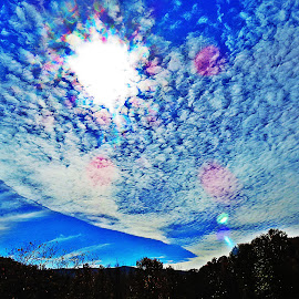 by Diane Merz - Landscapes Cloud Formations (  )