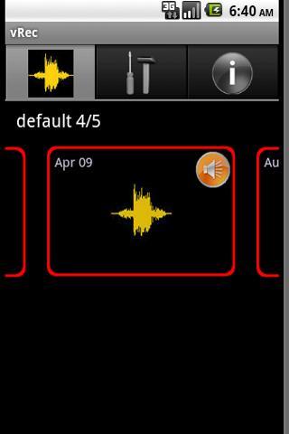 玩生產應用App|vRec (voice recorder)免費|APP試玩