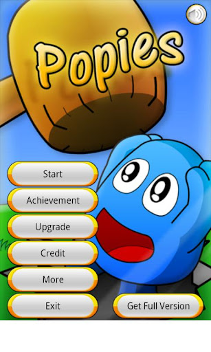 popies-whack-an-alien-lite for android screenshot