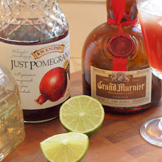 Pomegranate Margarita Mix Recipes