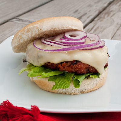 Turkey Bean Burgers