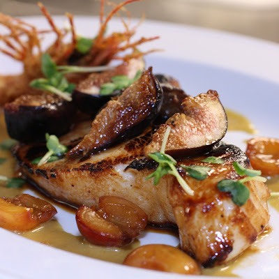 "Miso Glazed ""Mero"" Sea Bass"