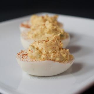 Cajun Deviled Eggs Recipes