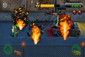Screenshot of Zombie City2 (Boss)