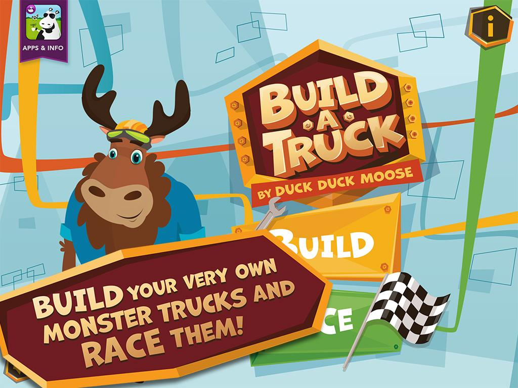 Build A Truck -Duck Duck Moose Screenshot 0