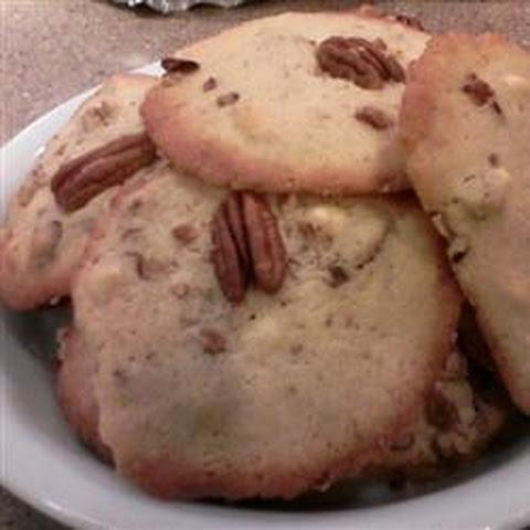 Thick Chocolate Chunk Pecan Cookies Recipe | Yummly