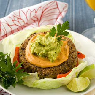 Black Bean Chickpea Burgers Recipes