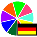 Colors in german icon
