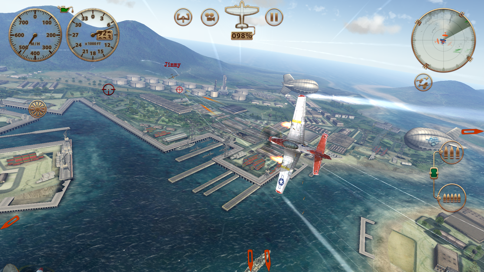 Sky Gamblers: Storm Raiders Screenshot 6