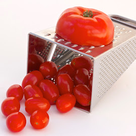 tomatoes by Dave Hudson - Food & Drink Fruits & Vegetables (  )