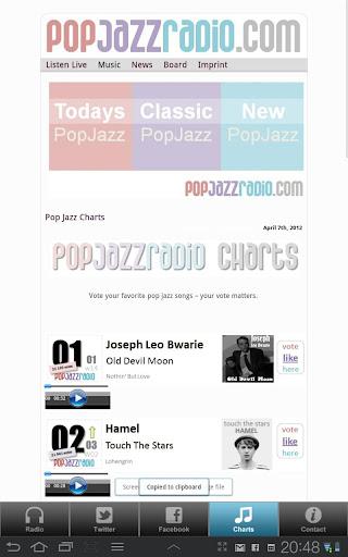 玩媒體與影片App|PopJazzRadio免費|APP試玩