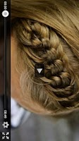 Screenshot of Hairstyles for School