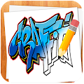 App How to Draw Graffitis version 2015 APK