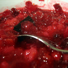 Orange Cranberry Preserves/Spread