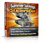 Summer Savings Superstar icon