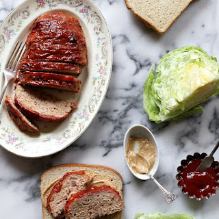Turkey and Bacon Meatloaf
