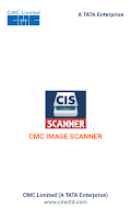 Screenshot of CMC Image Scanner
