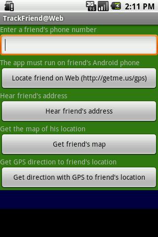 【免費社交App】TrackFriend@Web-APP點子