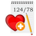 App Blood Pressure Log - MyDiary APK for Kindle