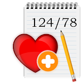 Blood Pressure Log - MyDiary APK