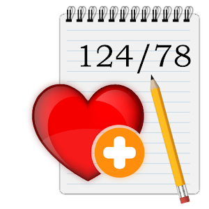 Blood Pressure Log - MyDiary for Android