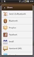 Screenshot of Copywaste - Text Sharing
